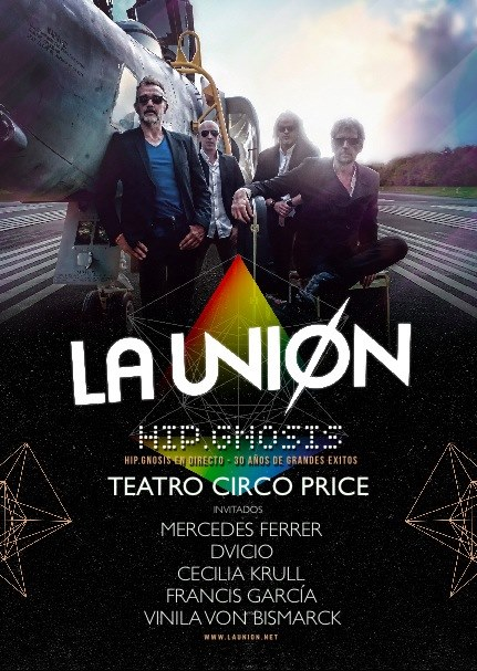 cartel Circo Price_La Union